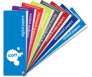 Paper Swatch Book - Icon Papers